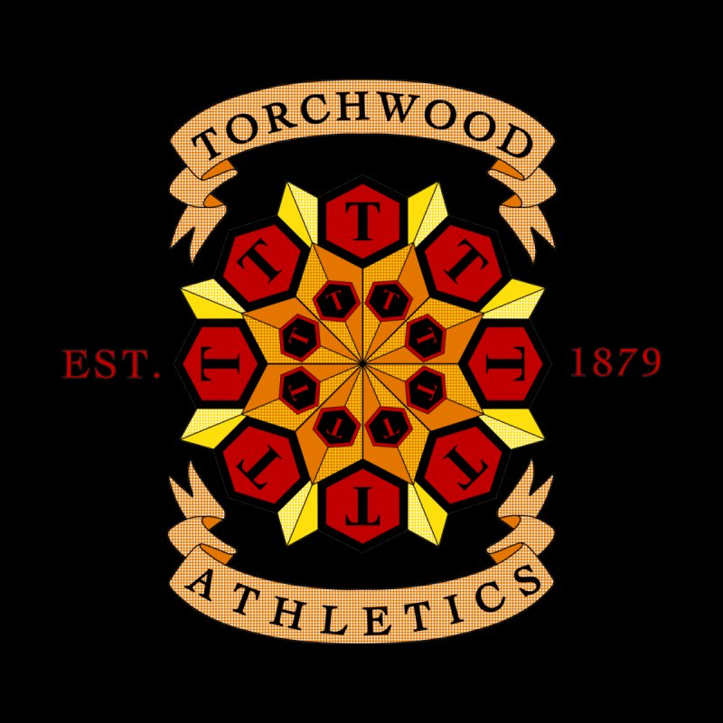 Torchwood Athletics by Magickal Vision: The Art of Jolie E. Bonnette