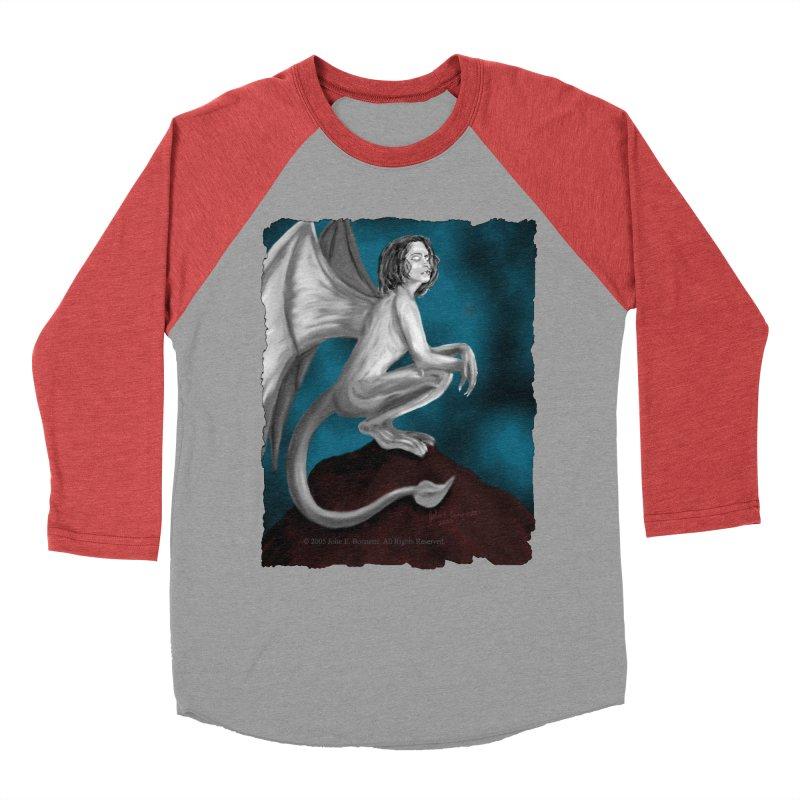 Succubus Dreams Men's Longsleeve T-Shirt by Magickal Vision: The Art of Jolie E. Bonnette