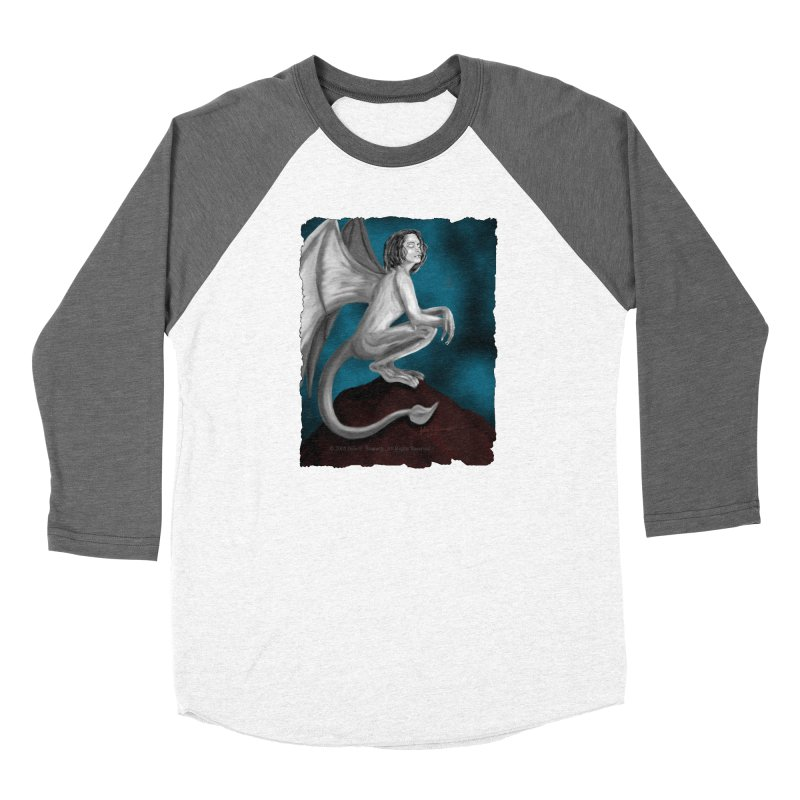 Succubus Dreams Women's Longsleeve T-Shirt by Magickal Vision: The Art of Jolie E. Bonnette