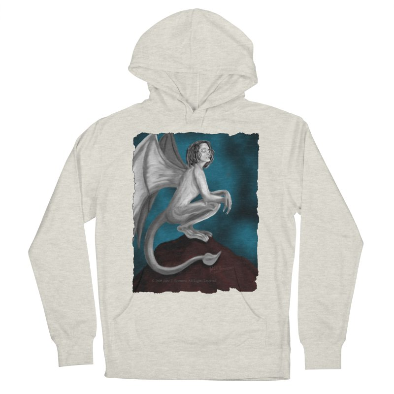 Succubus Dreams Women's Pullover Hoody by Magickal Vision: The Art of Jolie E. Bonnette