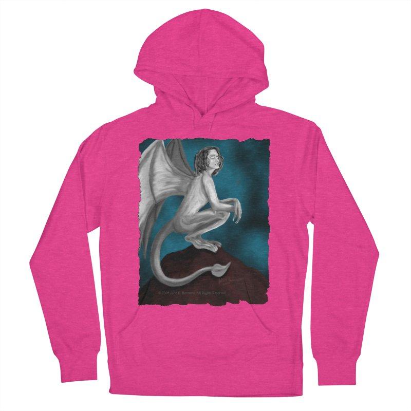 Succubus Dreams Men's Pullover Hoody by Magickal Vision: The Art of Jolie E. Bonnette