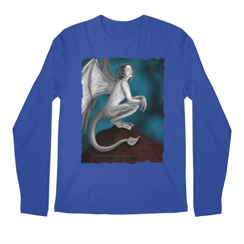 Succubus Dreams Men's Regular Longsleeve T-Shirt by Magickal Vision: The Art of Jolie E. Bonnette
