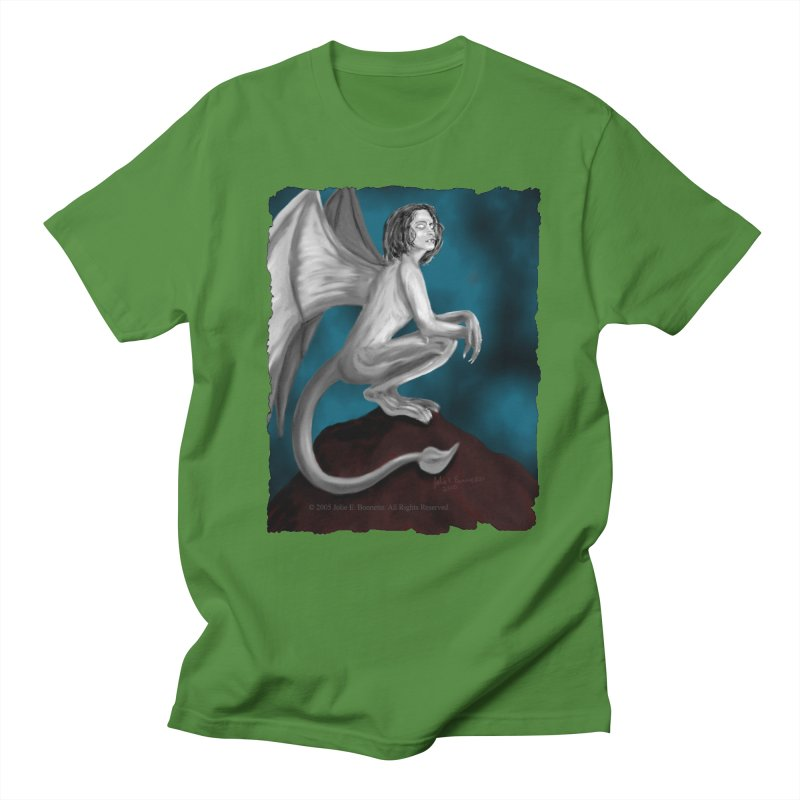 Succubus Dreams Men's T-Shirt by Magickal Vision: The Art of Jolie E. Bonnette