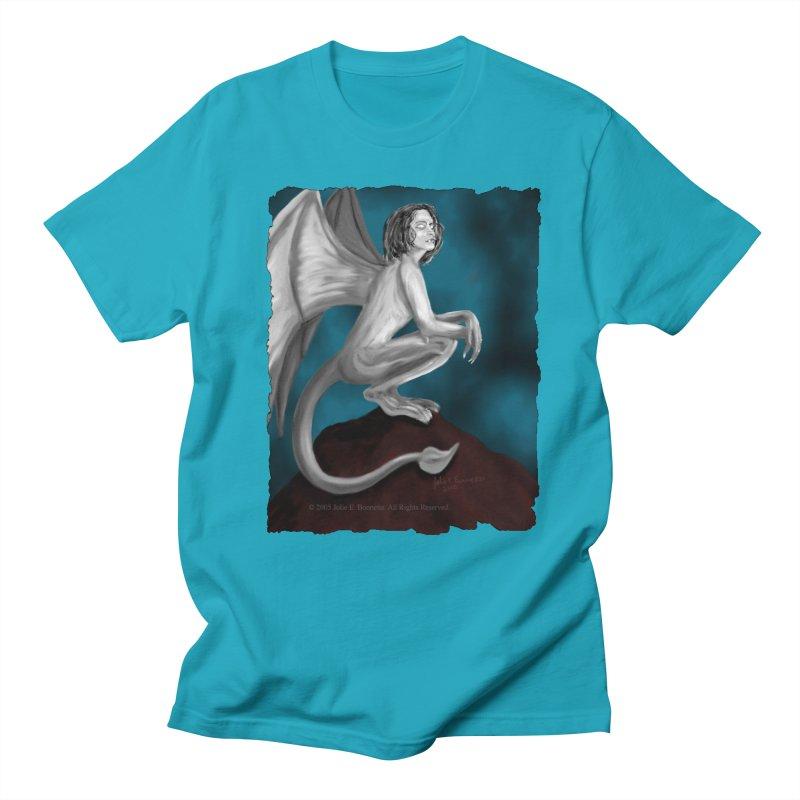 Succubus Dreams Women's Unisex T-Shirt by Magickal Vision: The Art of Jolie E. Bonnette