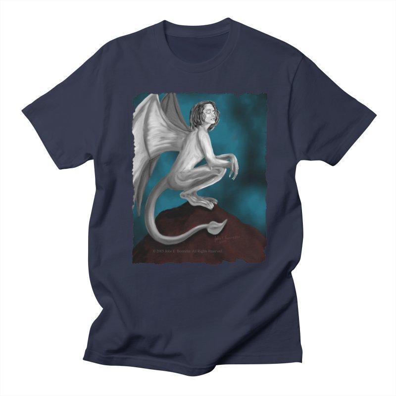 Succubus Dreams Women's Regular Unisex T-Shirt by Magickal Vision: The Art of Jolie E. Bonnette