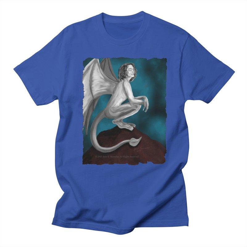 Succubus Dreams Men's Regular T-Shirt by Magickal Vision: The Art of Jolie E. Bonnette