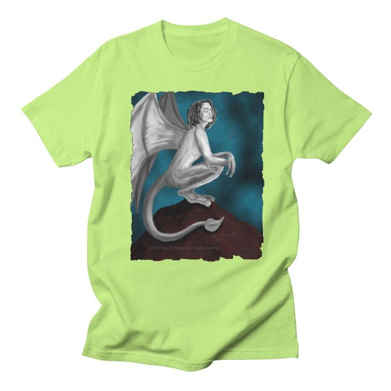 Succubus Dreams Men's T-Shirt by Magickal Vision: The Art of Jolie E. Bonnette