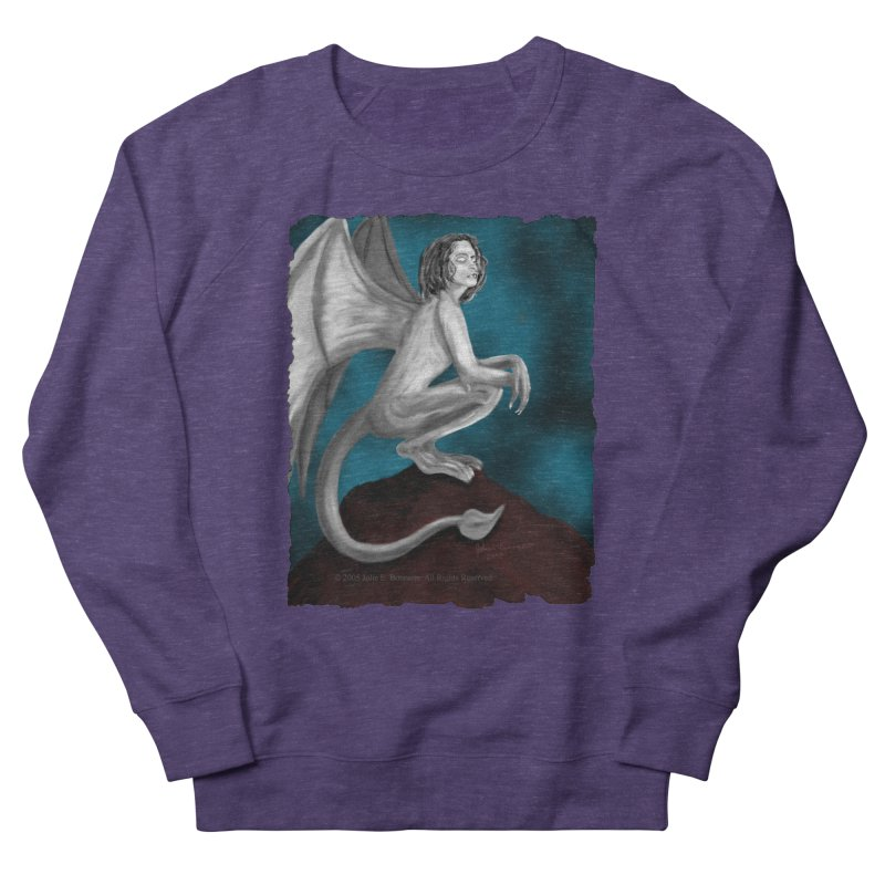 Succubus Dreams Women's Sweatshirt by Magickal Vision: The Art of Jolie E. Bonnette