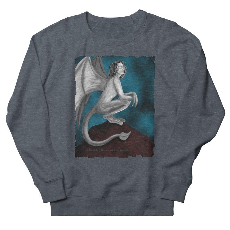 Succubus Dreams Women's Sweatshirt by Magickal Vision: The Art of Jolie E. Bonnette