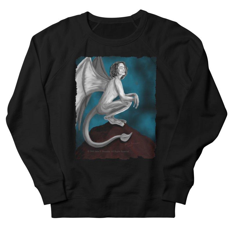 Succubus Dreams Women's French Terry Sweatshirt by Magickal Vision: The Art of Jolie E. Bonnette