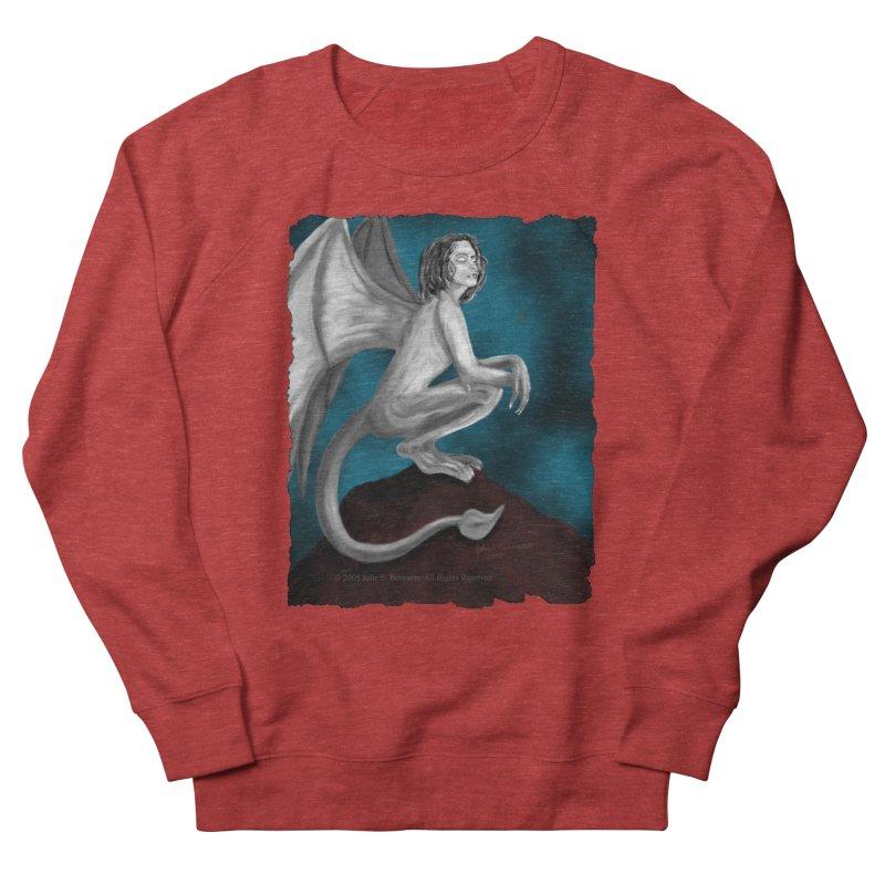 Succubus Dreams Men's French Terry Sweatshirt by Magickal Vision: The Art of Jolie E. Bonnette