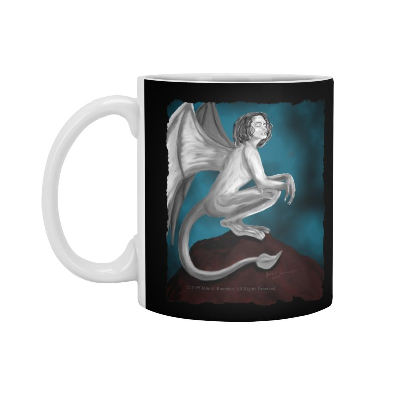 Succubus Dreams Accessories Standard Mug by Magickal Vision: The Art of Jolie E. Bonnette