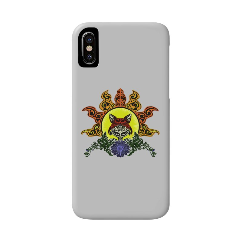 Fox Trybe Accessories Phone Case by Magickal Vision: The Art of Jolie E. Bonnette