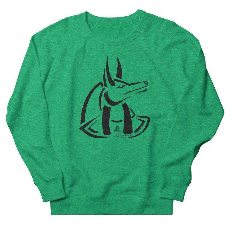 Anubis Women's Sweatshirt by Magickal Vision: The Art of Jolie E. Bonnette