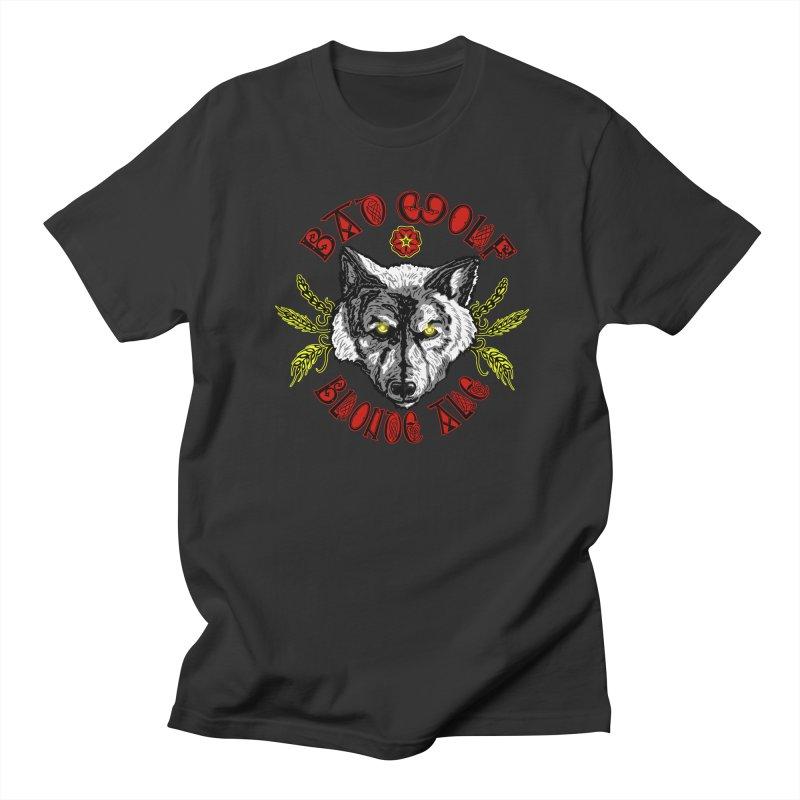 Bad Wolf Blonde Ale Women's Unisex T-Shirt by Magickal Vision: The Art of Jolie E. Bonnette