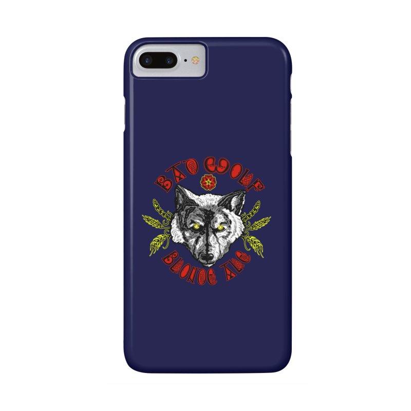 Bad Wolf Blonde Ale Accessories Phone Case by Magickal Vision: The Art of Jolie E. Bonnette