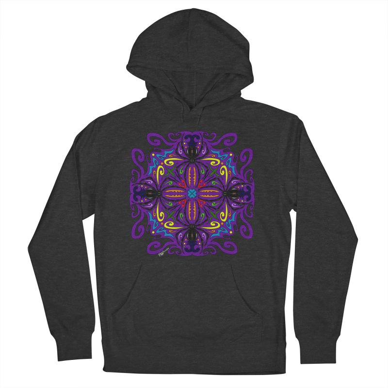 Arachnophobia Women's Pullover Hoody by Magickal Vision: The Art of Jolie E. Bonnette