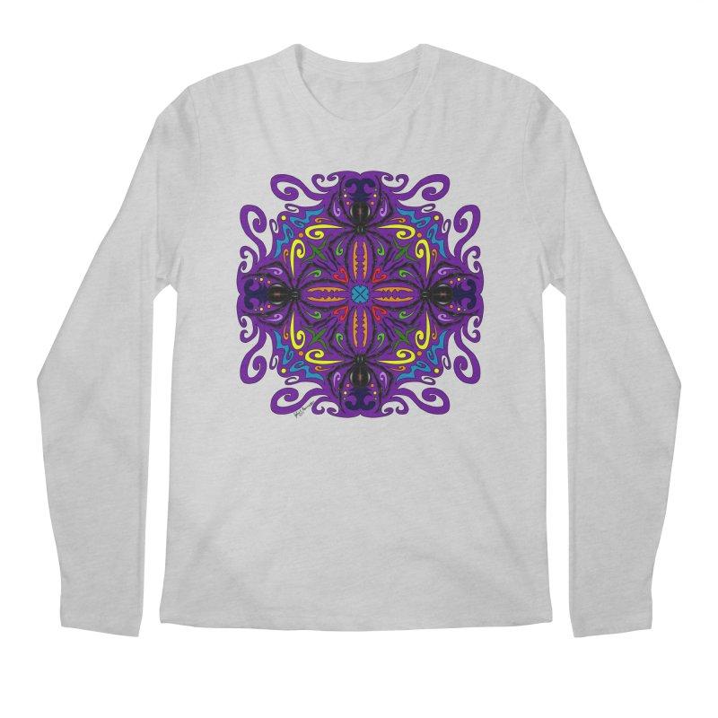 Arachnophobia Men's Longsleeve T-Shirt by Magickal Vision: The Art of Jolie E. Bonnette