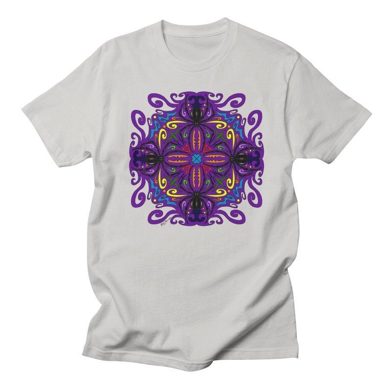 Arachnophobia Men's T-Shirt by Magickal Vision: The Art of Jolie E. Bonnette
