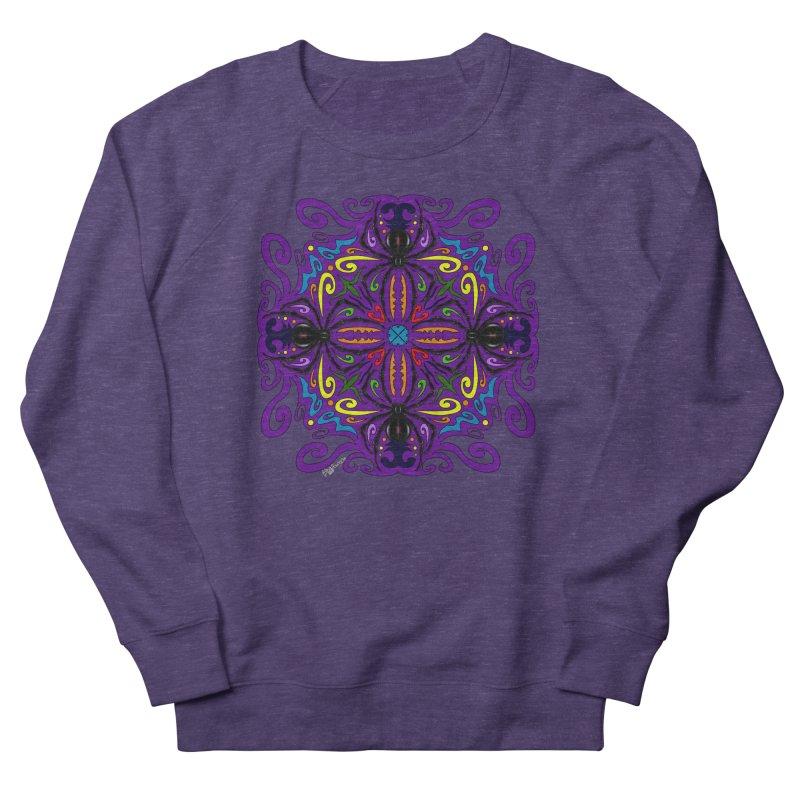 Arachnophobia Women's Sweatshirt by Magickal Vision: The Art of Jolie E. Bonnette