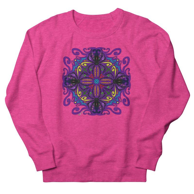 Arachnophobia Men's Sweatshirt by Magickal Vision: The Art of Jolie E. Bonnette