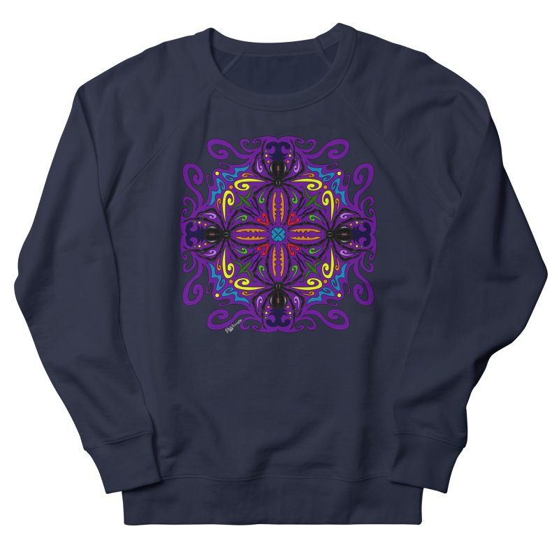 Arachnophobia Men's Sweatshirt by Magickal Vision: The Art of Jolie E. Bonnette