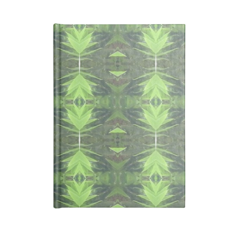 Bamboozled Accessories Blank Journal Notebook by Magickal Vision: The Art of Jolie E. Bonnette