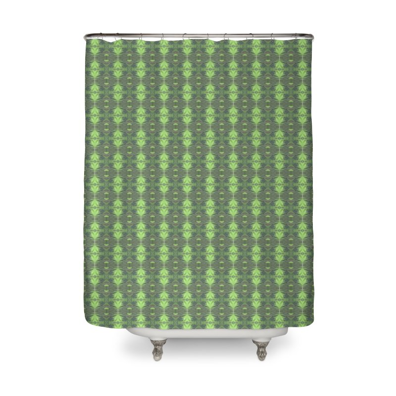 Bamboozled Home Shower Curtain by Magickal Vision: The Art of Jolie E. Bonnette