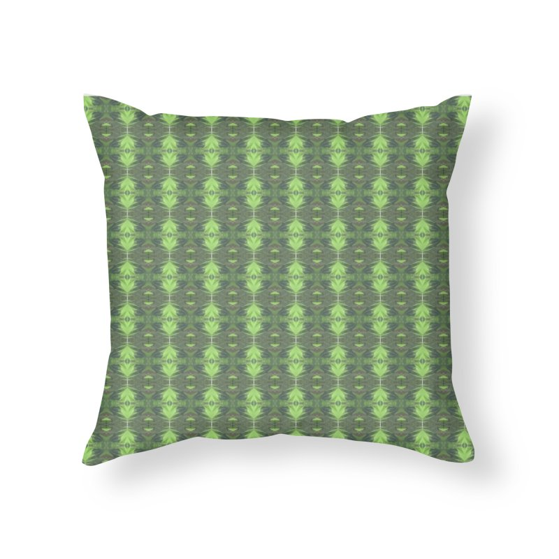 Bamboozled Home Throw Pillow by Magickal Vision: The Art of Jolie E. Bonnette
