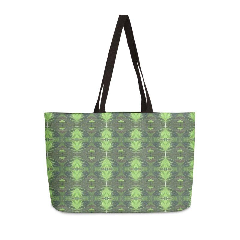 Bamboozled Accessories Weekender Bag Bag by Magickal Vision: The Art of Jolie E. Bonnette