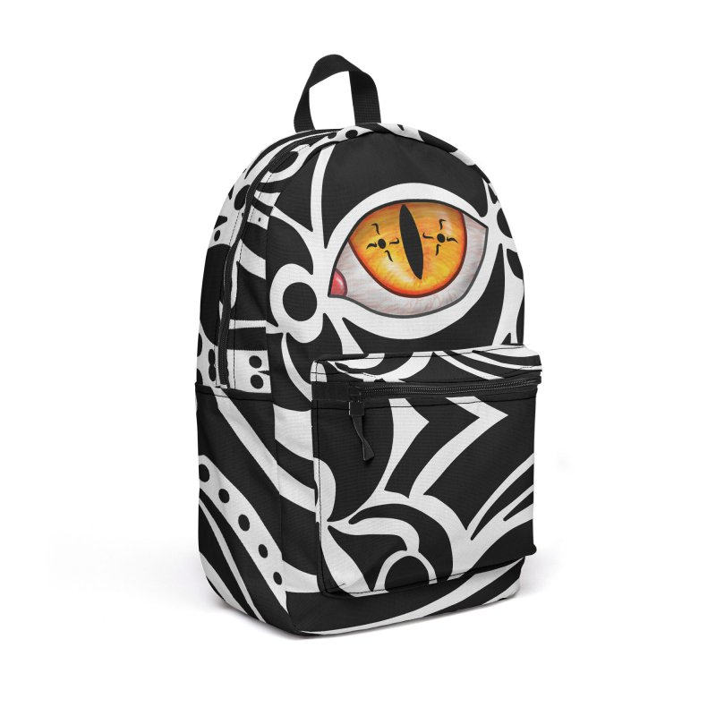 Drakkarhys Accessories Backpack Bag by Magickal Vision: The Art of Jolie E. Bonnette