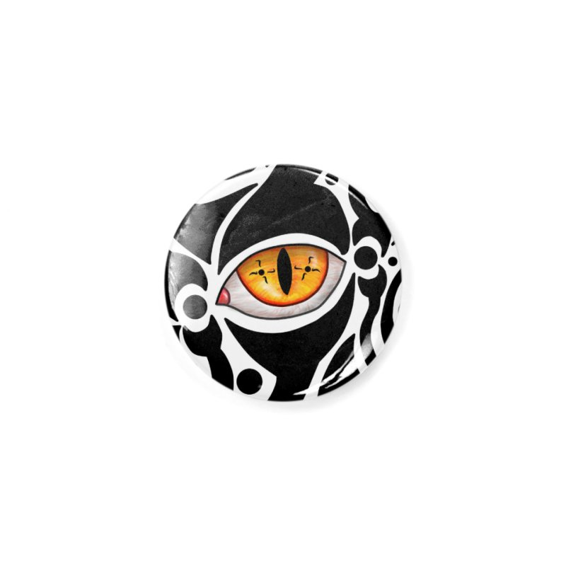 Drakkarhys Accessories Button by Magickal Vision: The Art of Jolie E. Bonnette