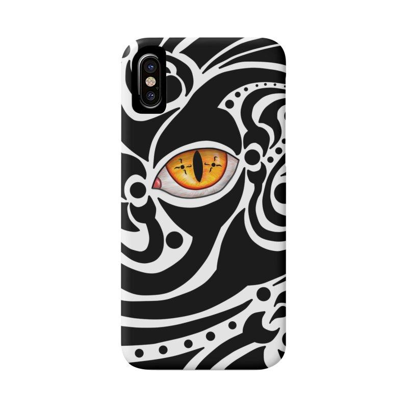 Drakkarhys Accessories Phone Case by Magickal Vision: The Art of Jolie E. Bonnette
