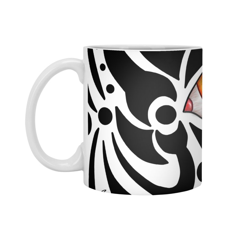 Drakkarhys Accessories Standard Mug by Magickal Vision: The Art of Jolie E. Bonnette
