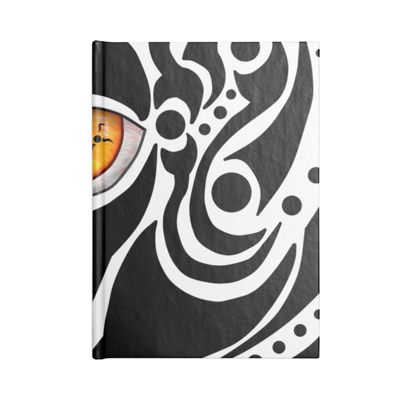 Drakkarhys Accessories Blank Journal Notebook by Magickal Vision: The Art of Jolie E. Bonnette