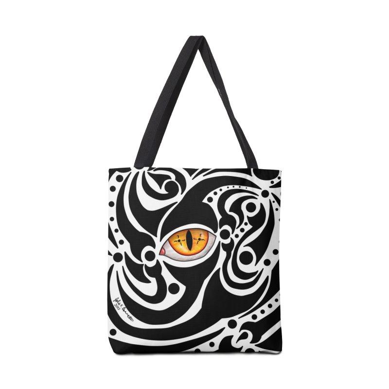Drakkarhys Accessories Bag by Magickal Vision: The Art of Jolie E. Bonnette