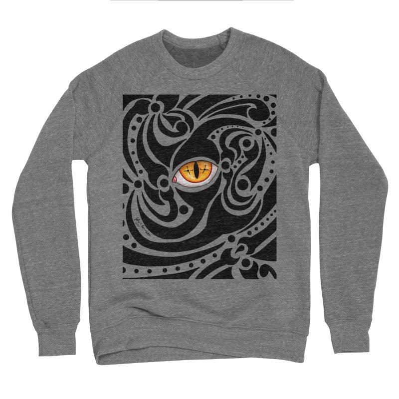 Drakkarhys Men's Sponge Fleece Sweatshirt by Magickal Vision: The Art of Jolie E. Bonnette
