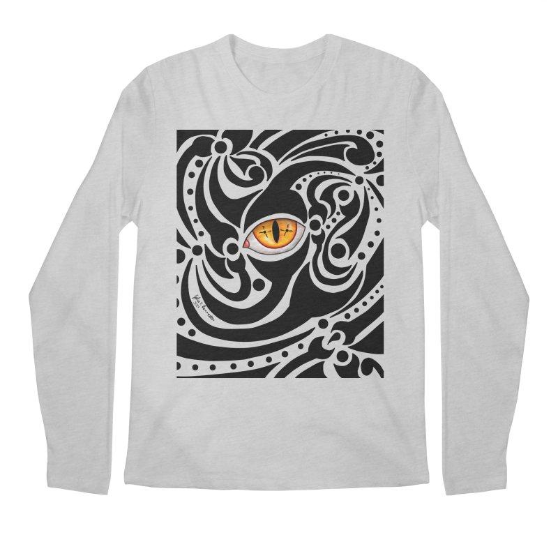 Drakkarhys Men's Regular Longsleeve T-Shirt by Magickal Vision: The Art of Jolie E. Bonnette