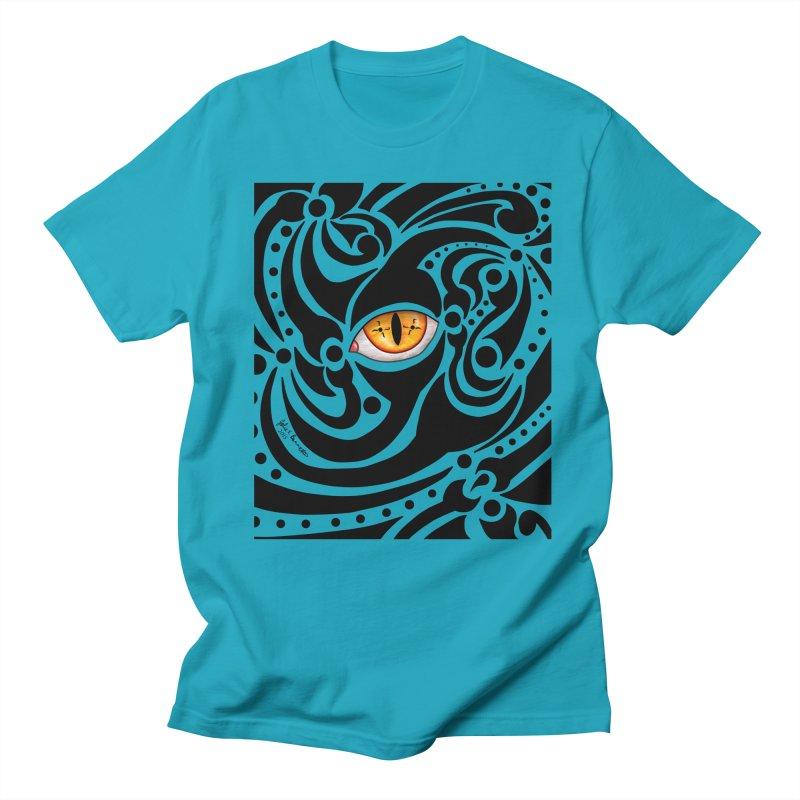 Drakkarhys Women's Regular Unisex T-Shirt by Magickal Vision: The Art of Jolie E. Bonnette