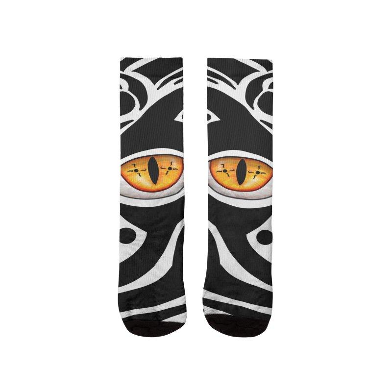 Drakkarhys Men's Socks by Magickal Vision: The Art of Jolie E. Bonnette