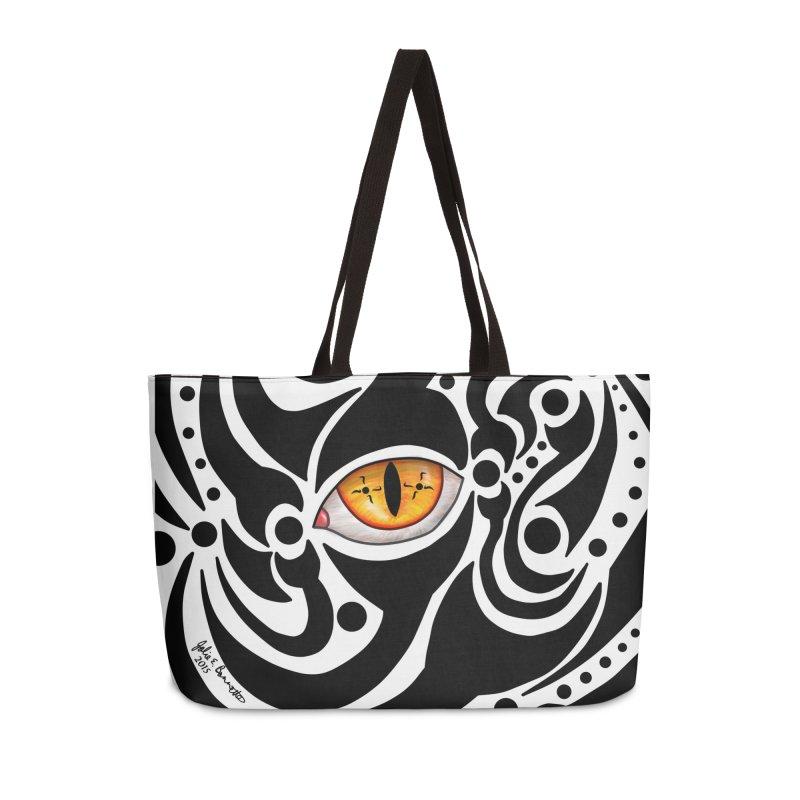 Drakkarhys Accessories Weekender Bag Bag by Magickal Vision: The Art of Jolie E. Bonnette