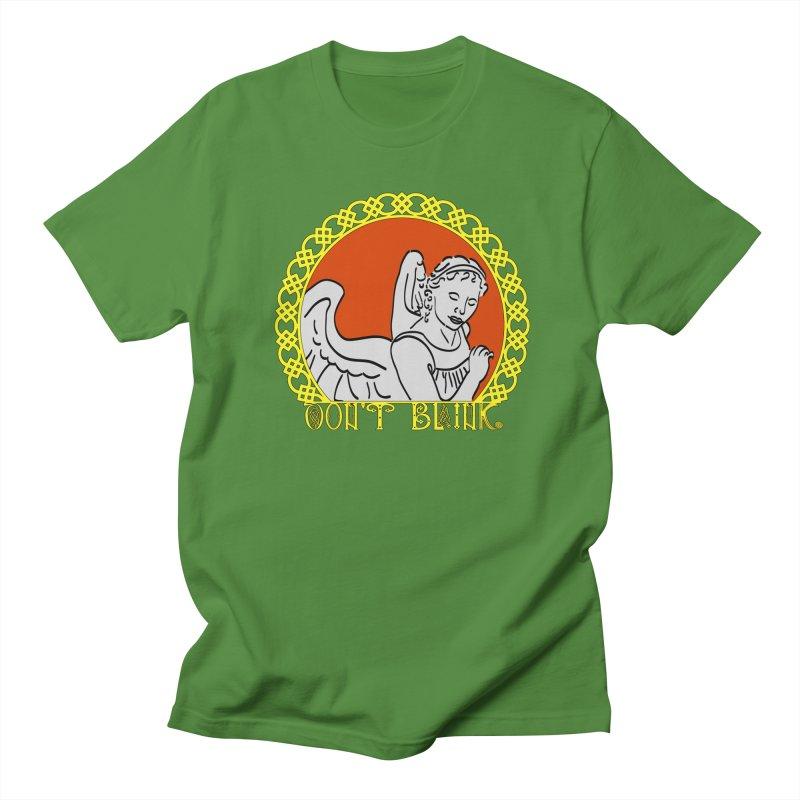 Angel Knot Women's Regular Unisex T-Shirt by Magickal Vision: The Art of Jolie E. Bonnette