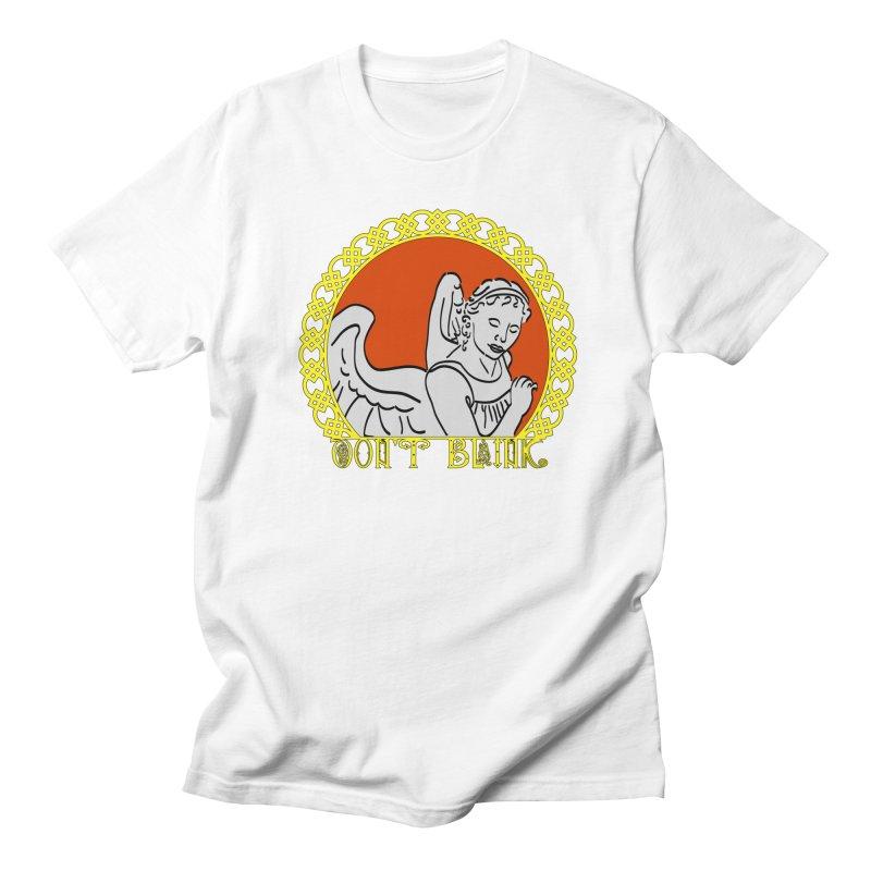 Angel Knot Men's T-shirt by Magickal Vision: The Art of Jolie E. Bonnette