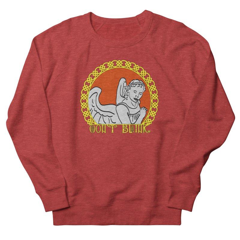 Angel Knot Women's French Terry Sweatshirt by Magickal Vision: The Art of Jolie E. Bonnette