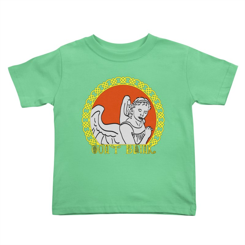 Angel Knot Kids Toddler T-Shirt by Magickal Vision: The Art of Jolie E. Bonnette