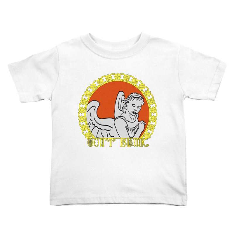 Angel Knot Kids Toddler T-Shirt by Magickal Vision: The Art of Jolie E. Bonnette