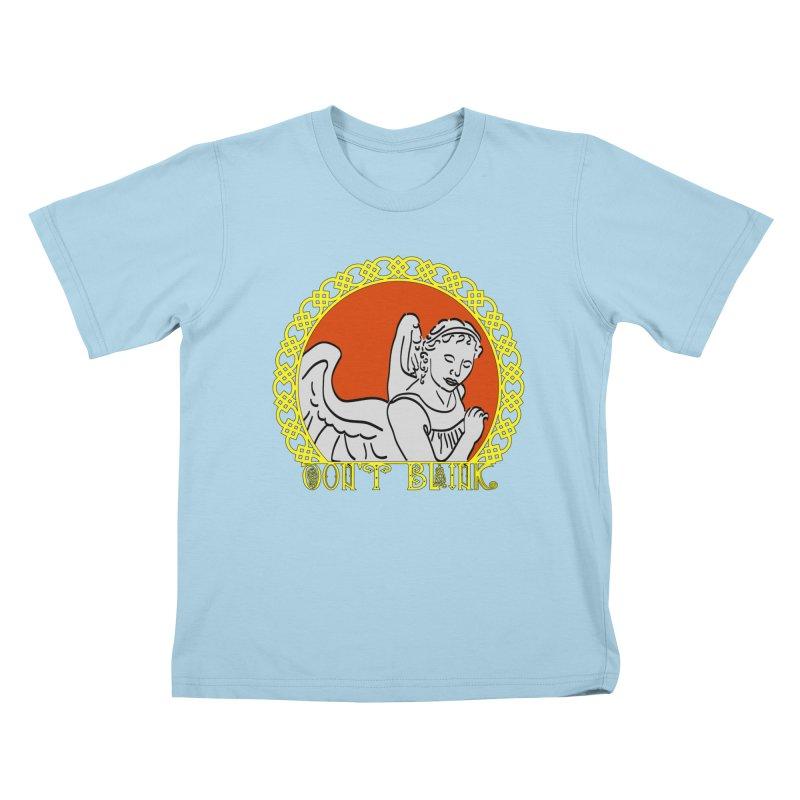 Angel Knot Kids T-Shirt by Magickal Vision: The Art of Jolie E. Bonnette