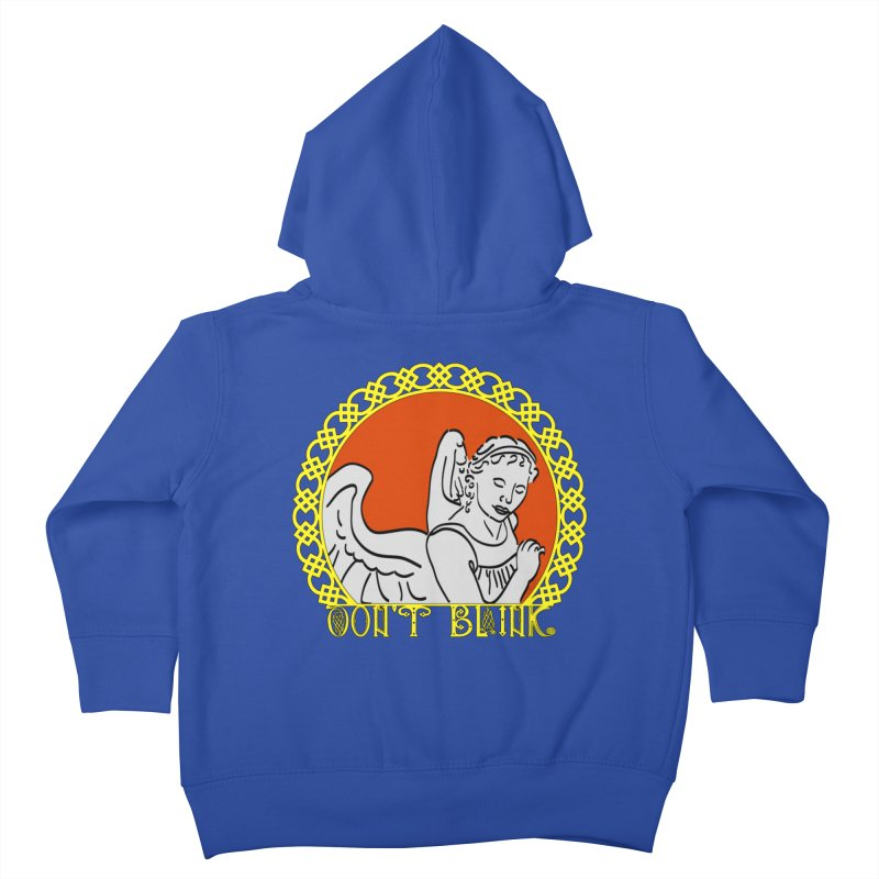 Angel Knot Kids Toddler Zip-Up Hoody by Magickal Vision: The Art of Jolie E. Bonnette