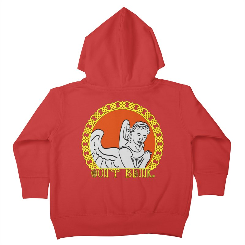 Angel Knot Kids Toddler Zip-Up Hoody by Magickal Vision: The Art of Jolie E. Bonnette