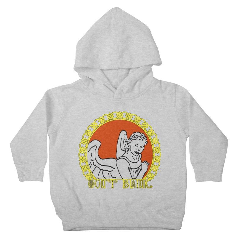 Angel Knot Kids Toddler Pullover Hoody by Magickal Vision: The Art of Jolie E. Bonnette